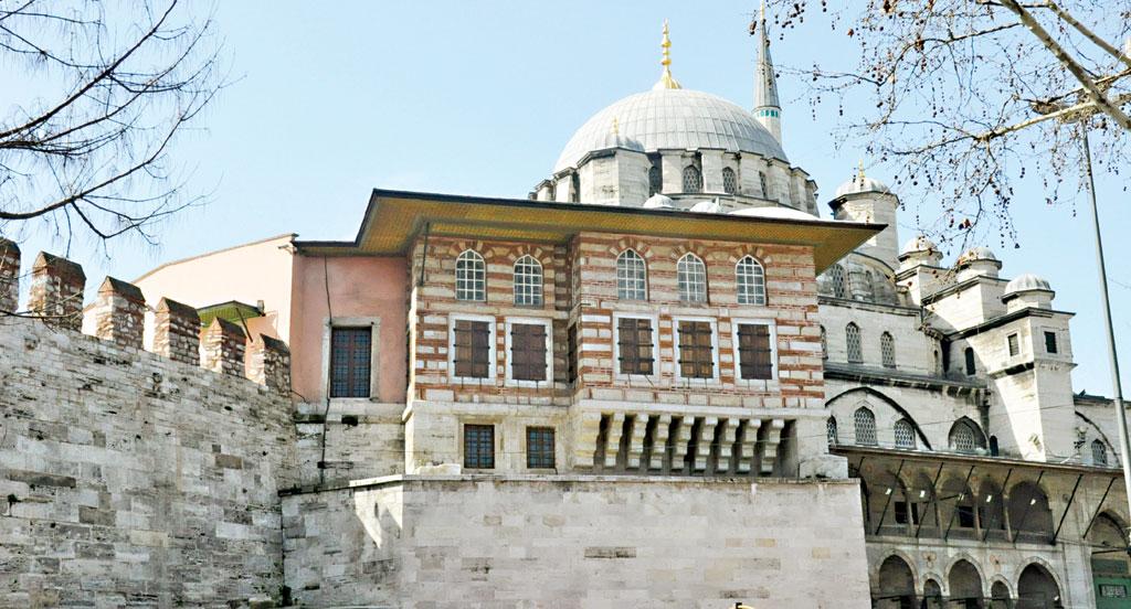 İTO | Yeni Cami Hünkar Kasrı